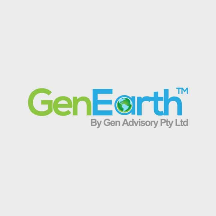 Gen Earth Logo