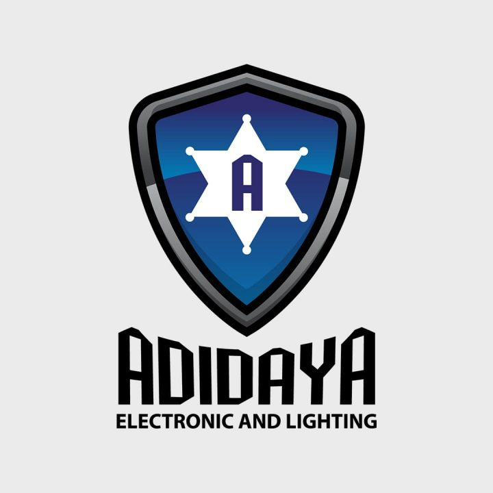 Logo Adidaya Electronic and Lighting